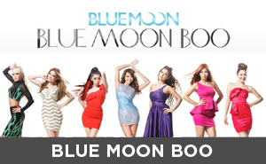 BLUE MOON BOO